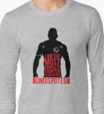 The Most Complete Fighter In the World T-Shirt