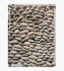 Cobblestone Road Background iPad Case/Skin
