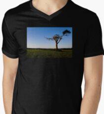 Look At Me, I'm A Tree! Men's V-Neck T-Shirt