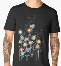 My Groovy Flower Garden Grows II Men's Premium T-Shirt