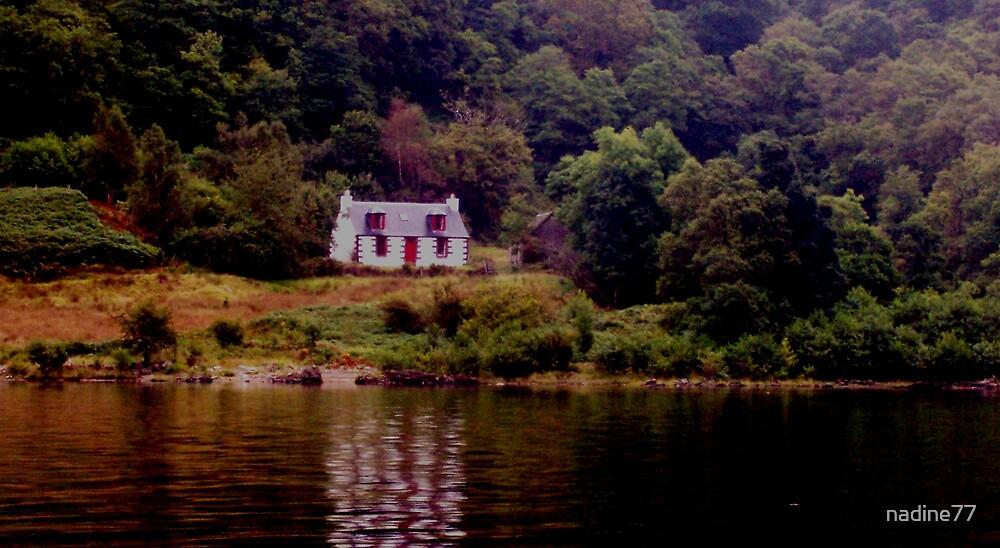 house on loch lomond by nadine77