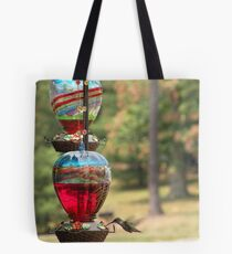 ecologically responsible hummer Tote Bag