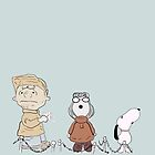 charlie brown by jackpoint23