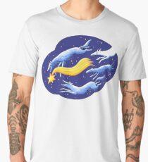 Sternschnuppen - Falling Stars - Sirius - Sternenfänger Men's Premium T-Shirt