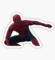 Spiderman Homecoming Sticker