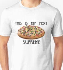 Supreme Pizza - AHS Unisex T-Shirt