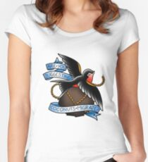 coconuts Women's Fitted Scoop T-Shirt