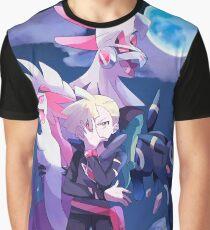 Gladion Pokémon Sol y Luna / Gladion Pokémon Sun and Moon Graphic T-Shirt