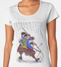 Samurai Warrior Women's Premium T-Shirt