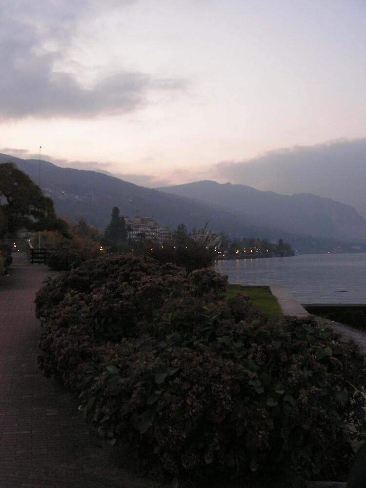 Stresa lake by Ila80