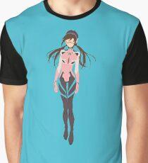 Mari Makinami - 3.33 Graphic T-Shirt