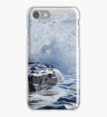 Watching the Breaking Waves iPhone Case/Skin