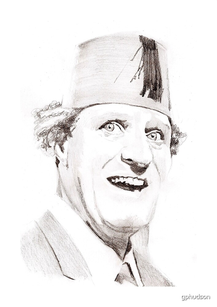 Tommy Cooper by gphudson