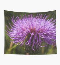 New Mexican Thistle Wall Tapestry
