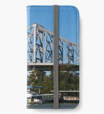 Story Bridge, Brisbane, Australia. iPhone Wallet