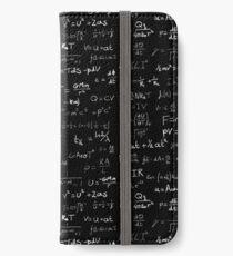 Vinilo o funda para iPhone Física: escrita a mano