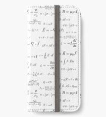 Vinilo o funda para iPhone Física - electromagnetismo
