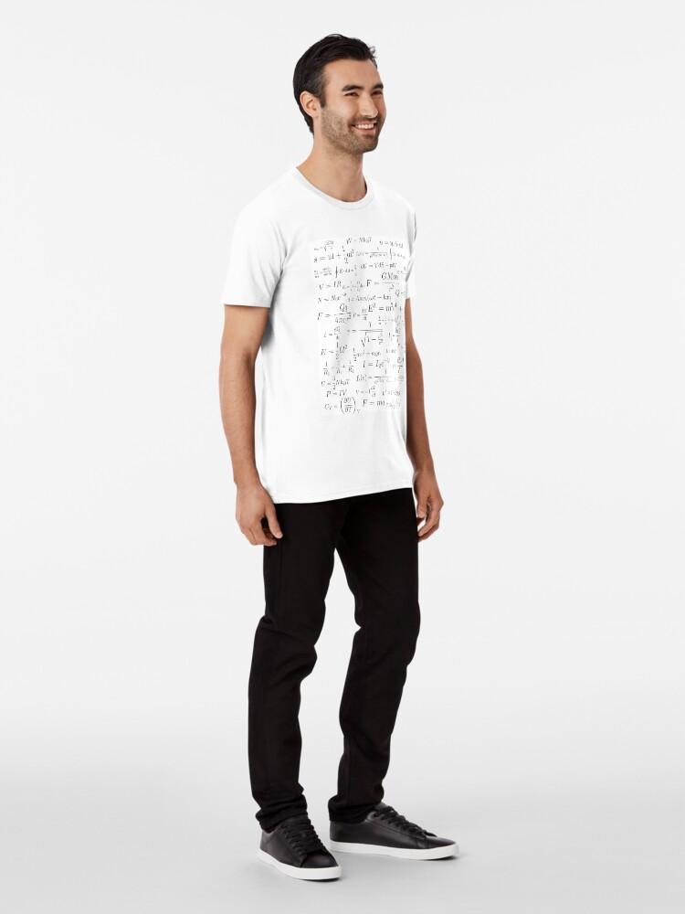 Vista alternativa de Camiseta premium Física