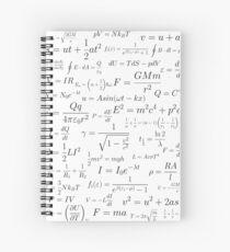 Physics Spiral Notebook