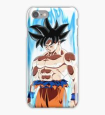 Goku Limit Breaker (Power Up) iPhone Case/Skin