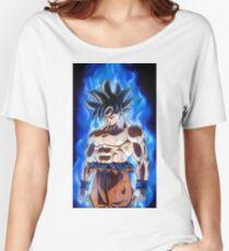 Goku Limit Breaker (Power Up) Women's Relaxed Fit T-Shirt