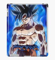 Goku Limit Breaker (Power Up) iPad Case/Skin