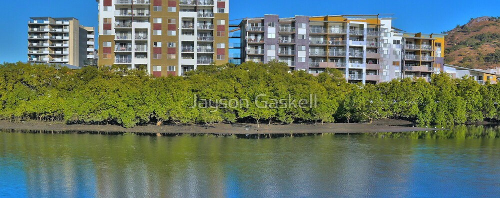 Apartments on the creek,HDR by Jayson Gaskell