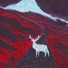 White Deer by bobiora