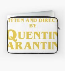 Inglourious Basterds | Written and Directed by Quentin Tarantino Laptop Sleeve