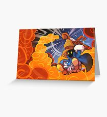 Vivi Magic Fire Greeting Card