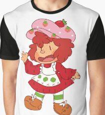 Strawberry Shortcake Graphic T-Shirt