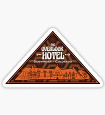 The Overlook Hotel Sticker
