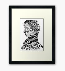 Sherlock Holmes - Crime Solving English Private Detective Framed Print