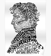 Sherlock Holmes - Crime Solving English Private Detective Poster