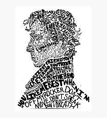 Sherlock Holmes - Crime Solving English Private Detective Photographic Print