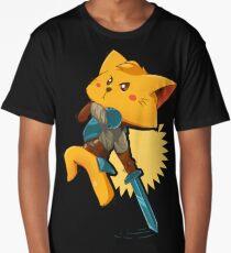 Cat Knight Long T-Shirt