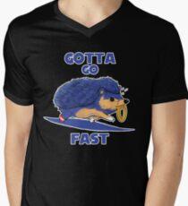 Gotta Go Fast Men's V-Neck T-Shirt