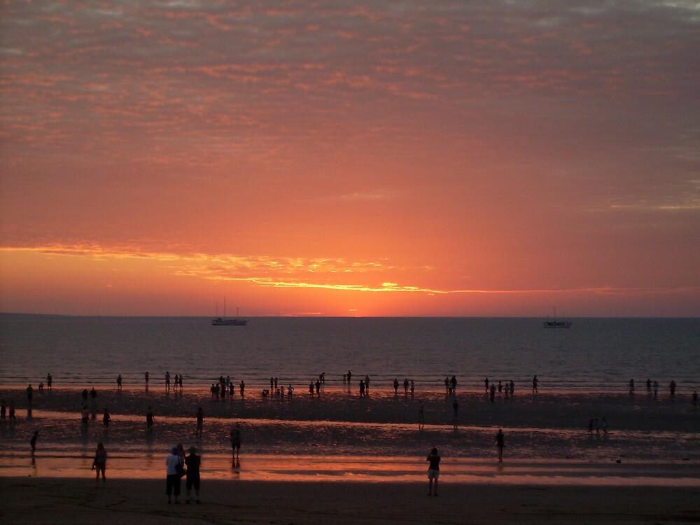 Mindil Beach Farewell by chris51