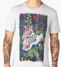 Summer flowers III Men's Premium T-Shirt