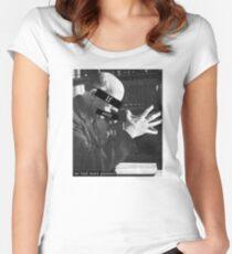 If only remake Women's Fitted Scoop T-Shirt