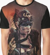 HELLBLADE SENUA'S SACRIFICE Graphic T-Shirt