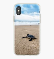 go turtle go  iPhone Case
