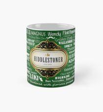 Hiddlestoner Becher - Tom Hiddleston (grün) Tasse (Standard)