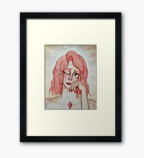 Jewel Tones  Framed Print