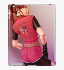 Resident Evil 2: Claire Redfield iPad Case/Skin