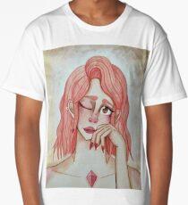 Jewel Tones  Long T-Shirt