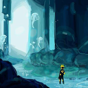 ABZU / exploration by vongacy
