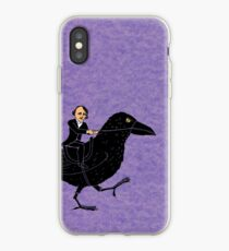 Poe and Raven iPhone Case