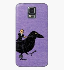 Poe and Raven Case/Skin for Samsung Galaxy