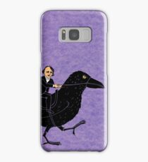 Poe and Raven Samsung Galaxy Case/Skin